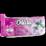 Olala Silk Feel Spa 10 tekercses 3 rétegű prémium toalettpapír